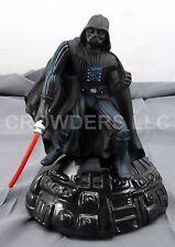 "Star Wars DARTH VADER 8"" Soaky Full Bubble Bath Bottle Figure Grosvenor London"