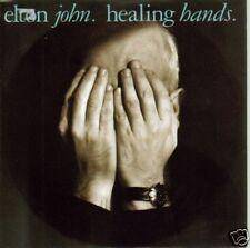 ELTON JOHN-HEALING HANDS SINGLE VINILO 1989 (U.E.) B-B
