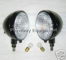 HEAD LIGHT Pr for FARMALL IH 130 140 200 240 300 350 400 A B C M Cub Super 6/12v