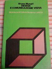 Arte  Munari Bruno, Design e comunicazione visiva 1985