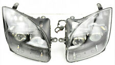 1994-1999 Mitsubishi 3000GT Dodge Stealth PAIR Glass Robomod Headlights Lamps