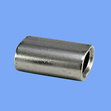 10 Type 316 Stainless Steel Sleeves for Wire Rope Cable, 5/32