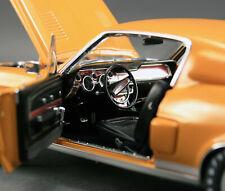 1968 Shelby GT500KR Orange 1:18 GMP 1801807 Black stripes