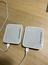 2x TP Link AC750 Travel Routers / Wifi Extenders