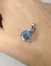 Unbranded Topaz Heating Sterling Silver Fine Jewellery