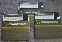 Corvus Systems 5.25 Floppy Disk Systems