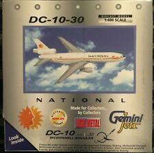 GeminiJets - National Airlines McDonnell Douglas DC-10-30 GJNAL169 - 1:400