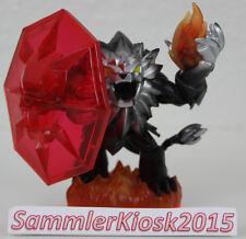 Dark Wildfire Skylanders Trap Team Master Figur - Feuer Element - gebraucht