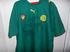 CAMEROUN HOME SHIRT - 2012-Puma-XL