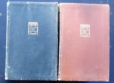 2 volumes MODERN LIBRARY from 1918 - Anatole France & Maxim Gorky