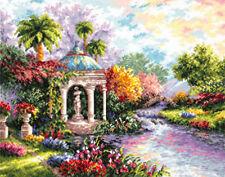 "Kit Punto De Cruz maravilloso Aguja (Magia Aguja) 44-20 - ""Magic Jardín"""