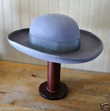 "Confederate ""Plug"" Style Hat - Size 7 1/4 - Civil War - FREE SHIPPING!!!"