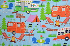 Camping Flannelette