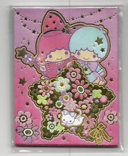 Sanrio Twin Stars Kiki Lala Mini Envelopes For Gift Card Money No. 2