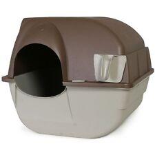 Lettiera Toilette Gatto autopulente Omega gatti bagno cassetto estraibile casa