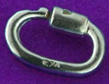 "10x-3.5mm  Sterling Silver /""Oval/"" Jump Rings Heavy-Findings-Jump Rings"