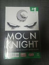 Moon Knight 1 - 3rd Print NM - Ellis Shalvey Bellaire