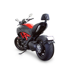 Ducati Diavel Backrest Mount for Passenger seat 2010-2018
