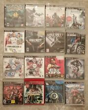 PS3 Games Pick & Choose- FREE SHIPPING- Assassin's Creed, GTA, COD, Farcry 4....