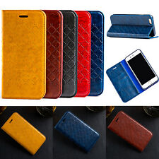 Card Holder Leather Flip Magnetic Wallet Case Cover For iPhone X 8 Plus 7 6 Plus