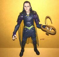 LOKI figure MARVEL LEGENDS toy THOR 3 Ragnarok toy Tom Hiddleston Avengers MCU
