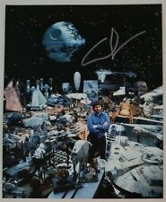 New ListingGeorge Lucas - Hand Signed 8x10 - Autographed Photo - Hologram coa