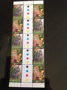 Australian Decimal Stamps: 1996 Pets - Gutter MNH