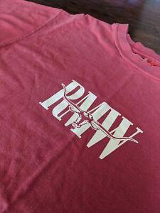 Absolutely Gorgeous RM William Men's Tee Shirt Top - Size M Longhorn Logo L@@K