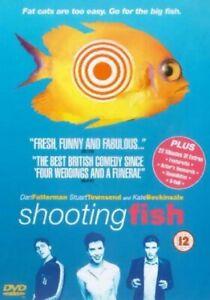 Shooting Fish [DVD] [1997] [DVD][Region 2]