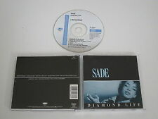 SADE/DIAMOND LIFE(EPIC EPC 481178 2) CD ALBUM