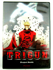 Trigun - Vol. 6: Project Seeds (DVD, 2001) Pre Owned Anime