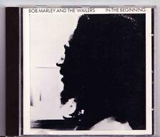 Bob Marley & The Wailers  CD In The Beginning 1988