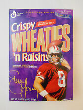 Wheaties Steve Young 1996 18oz Full cereal box