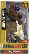 Kevin Durant 2k19 - Golden State Warriors - NBA Action Figure Mcfarlane Series 1
