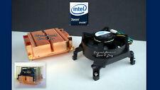INTEL D39267 COOLING FAN WITH HEATSINK FOR XEON X5400 SERIES SOCKET LGA771 - NEW