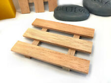 12 aromatic Spanish cedar soap dishes - .65 cents each!  - LIMITED TIME OFFER