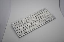 Bluetooth 3.0 Wireless Keyboard for iPad-1 1 2 3 4 Mac Computer PC Macbook