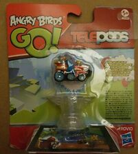 NEW Angry Birds Go Telepods - The Blues (3 Birds). Ideal gift