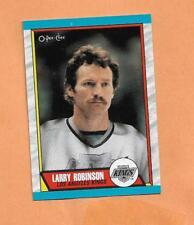 LARRY ROBINSON  O-PEE-CHEE 1989 CARD # 235
