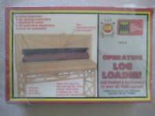OPERATING LOG LOADER, A.H.M. SNAP KIT, HO NEW OPEN KIT, COMPLETE