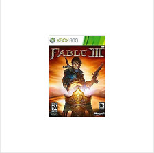 Fable III 3 for XBOX 360 - Brand New - Factory Sealed - Free & Fast Shipping!