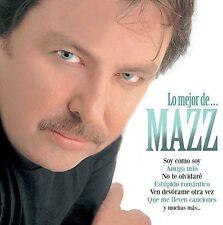 Mazz - Lo Mejor de [New CD]