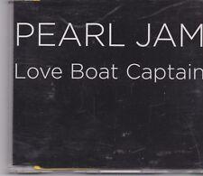 Pearl Jam-Love Boat Captain Promo cd single