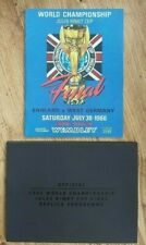 More details for 1966 world cup final official replica programme england v w germany presentation