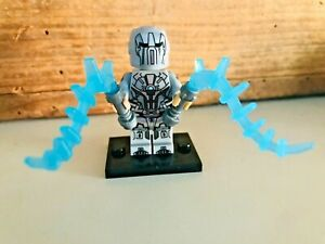 TYPE MINI FIGURINE LEGO MARVEL IRON MAN  WHISPLASH  VANKO