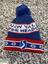 New Lake Tahoe Squaw Valley Alpine Meadows Unisex Beanie Winter Hat