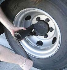 "1"" Lug Nut Torque Multiplier Truck RV Budd Wheel Labor Saving Wrench W/ Sockets"