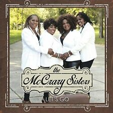 THE MCCRARY SISTERS - LET'S GO   CD NEUF