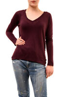 Sundry Women's Only Love Long Sleeve 03-170A20 Top Aubergine US 1