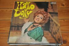 Soundtrack - Hallo Dolly - Amiga 1972 - Album Vinyl LP